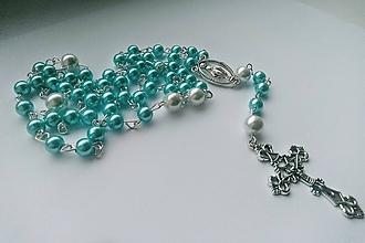 Iné šperky - Ruženec - 11069321_