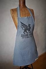 Iné oblečenie - barista zástera - 11071239_