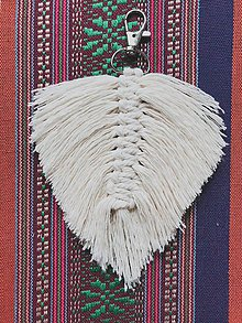 Kľúčenky - Indiánske pierko priateľstva - 11071268_