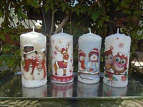 Svietidlá a sviečky - detské motívy - 11070742_
