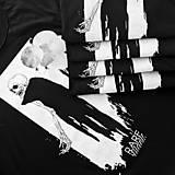 """Tričká - Čierne tričko """"Mr. Skeleton with balloons"""" (S) - 11073449_"""