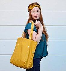 Veľké tašky - Ala (taška) kari - 11074275_