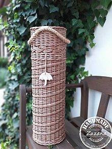 Nádoby - Stojan na dáždniky 60x20 - 11072657_