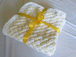 Úžitkový textil - Deka do kočíka - 11073640_
