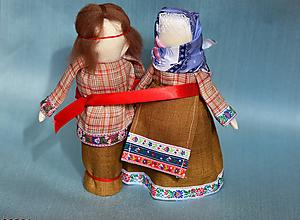 Bábiky - Обережная кукла 9 - 11072144_