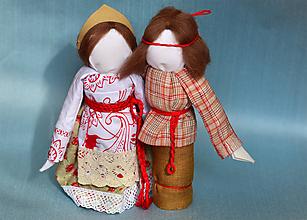 Bábiky - Обережная кукла 10 - 11072154_