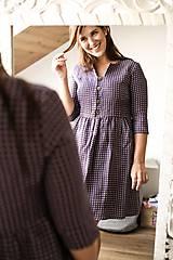 Šaty - Šaty na dojčenie ME TOO - lila - 11073833_