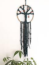Dekorácie - Závesná dekorácia - strom života - 11072068_