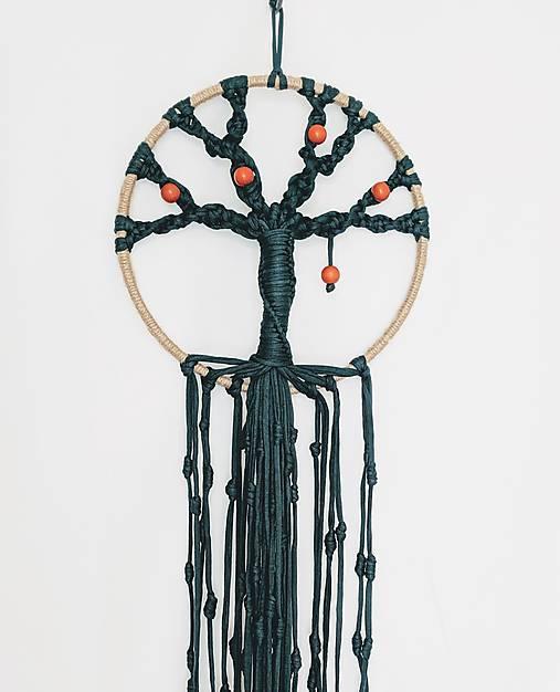Závesná dekorácia - strom života