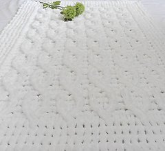 Textil - Jemnučká a ľahká detská deka - 11072919_