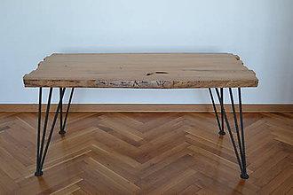 Nábytok - konferenčný stolík AJKA - 11074153_