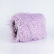 Iné tašky - LIMITED EDITION: Rukávnik - Pastel Violet (malý) - 11073736_