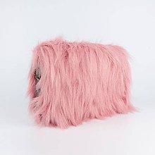 Iné tašky - LIMITED EDITION: Rukávnik - Pastel Pink (malý) - 11073793_
