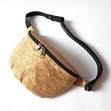 Iné tašky - RETRO COMEBACK - Woody (natural) - 11073940_