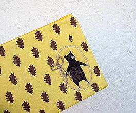 Taštičky - Medveď...taštička - 11074831_