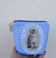 Taštičky - Mačička...taštička - 11075659_