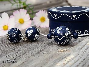 Sady šperkov - Lístečková sada - 11075281_