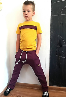 "Detské oblečenie - Nohavice "" Easy"" - 11078395_"