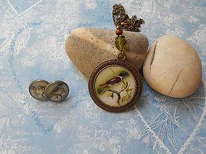 Sady šperkov - Vtáčia neha # 59 - 11074963_