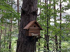 Pre zvieratká - Vtáčia búdka / domček / DOMOV - 11078313_