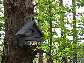 Pre zvieratká - Vtáčia búdka / domček / HOME - 11078343_