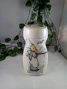 Nádoby - Dóza-malý kuchárik - 11077631_
