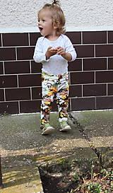Detské oblečenie - leginy - 11076111_