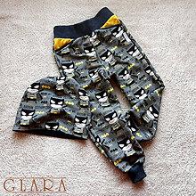 Detské oblečenie - Tepláky / Batman I. - 11079043_