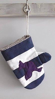 Úžitkový textil - CHŇAPKY ručně šité kuchyňské chrániče - 11076153_