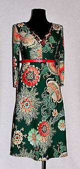 Šaty - Jesenné šaty - 11078382_