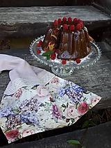 Úžitkový textil - Ľanová utierka Madame Bovary - 11078448_