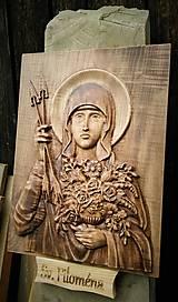 Drevorezba Sv. Filoména