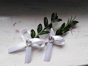 Pierka - krušpánové svadobné pierka - 11083005_