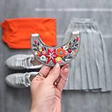 Náhrdelníky - floral - 11082418_