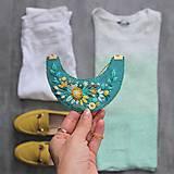 Náhrdelníky - floral - 11082476_