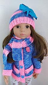 Hračky - Lea oblečenie pre bábiku - 11081832_