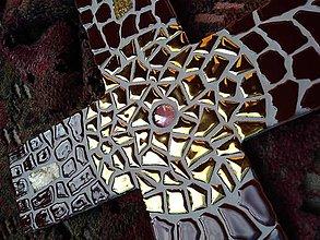 Socha - Kríž skromnosti srdca - 11081295_