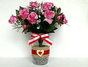 Dekorácie - Váza - 11081798_