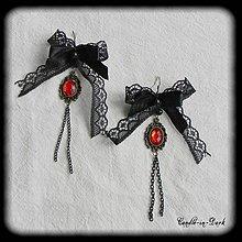 Náušnice - Gotické náušnice - 11082461_