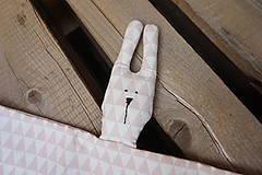 Hračky - mojkáčik .....zajko - 11080768_