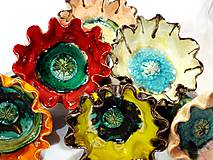 Svietidlá a sviečky - Aromalampa kvetová - 11080197_