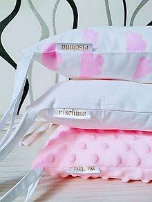 Textil - Mantinel vankúše, bavlna - 11081536_