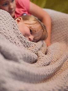 Textil - Deka BIG MERINO: béžová - 11085557_