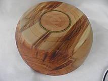 Nádoby - misa z dreva vŕby... - 11083152_