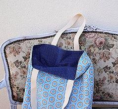 Nákupné tašky - Kolečka...taška - 11083625_