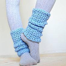 Topánočky - detské návleky SKY z MERINA - 11083209_