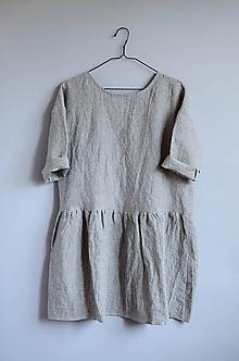 Šaty - Šaty CLARA pásikové - 11084387_