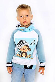 Detské oblečenie - Štýlová mikina - 11083014_