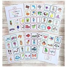 Hračky - Obrázková abeceda *MAXI* - 11084240_