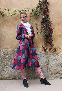 Kabáty - ORIGINÁLNÍ AFRICKÝ DESIGN - 11083309_